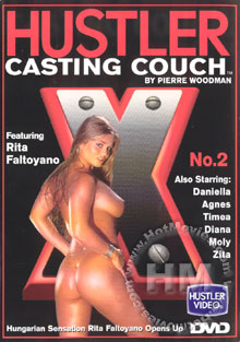 Hustler Casting Couch X No. 2