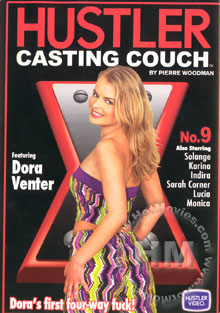 Hustler Casting Couch X No. 9