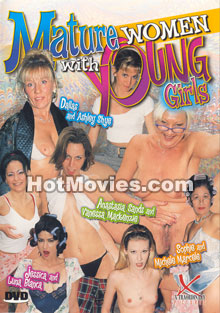 Mature Women with Young Girls 1