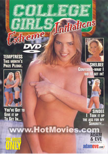 College Girls Extreme Initiations