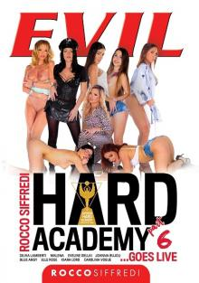 Rocco Siffredi: Hard Academy Part 6... Goes Live