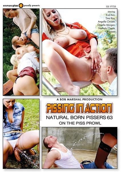 Pissing In Action - Natural Born Pissers 63