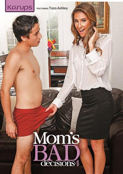 Mom's Bad Decisions 4 Box Cover